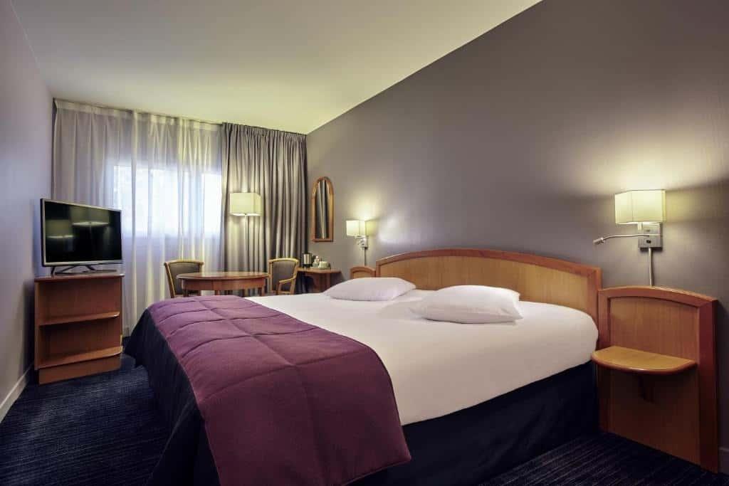 best hotels in Metz mercure centre