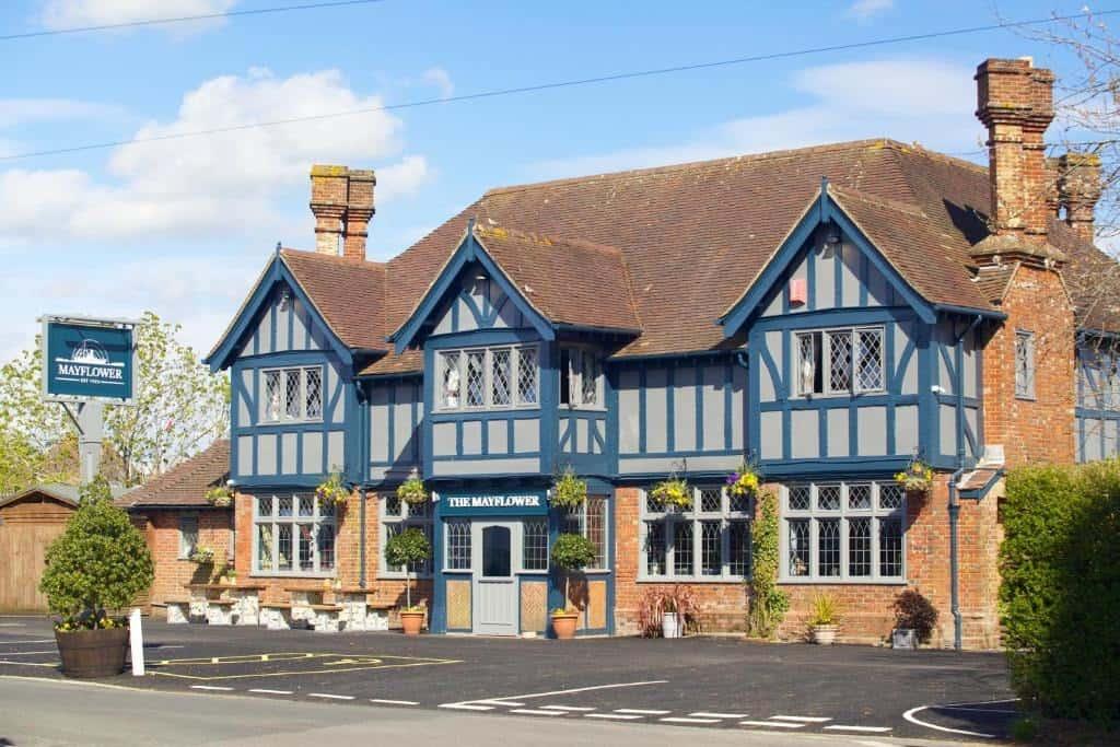 best hotels in Milford on Sea mayflower