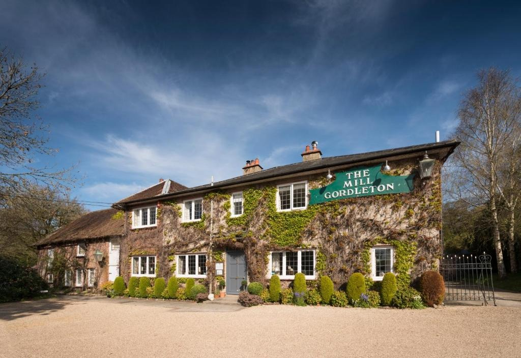 best hotels in Milford on Sea the old mill
