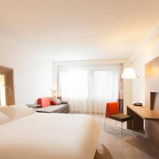 best hotels in metz novotel metz centre room