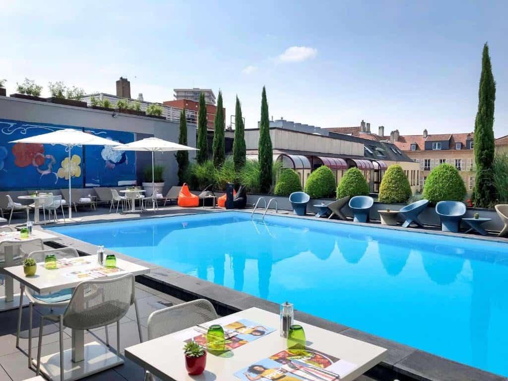 best hotels in metz novotel metz centre