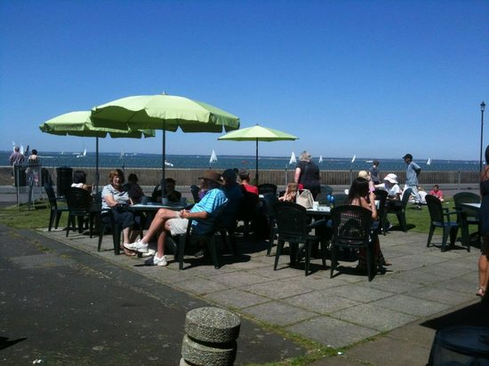 best restaurants cowes isle of wight Shoreside Cafe Cowes