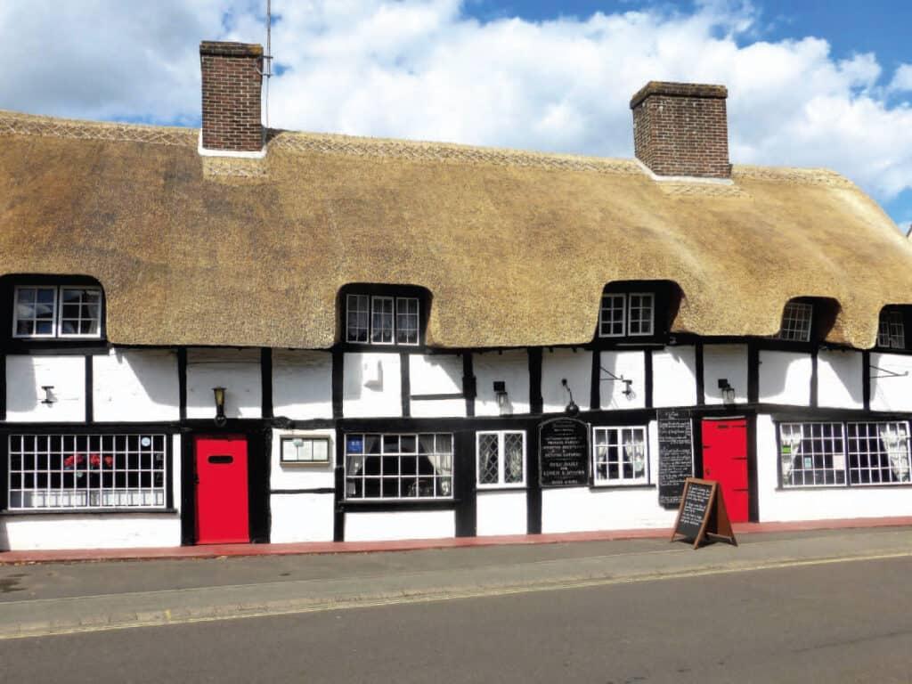 best restaurants ringwood the old cottage