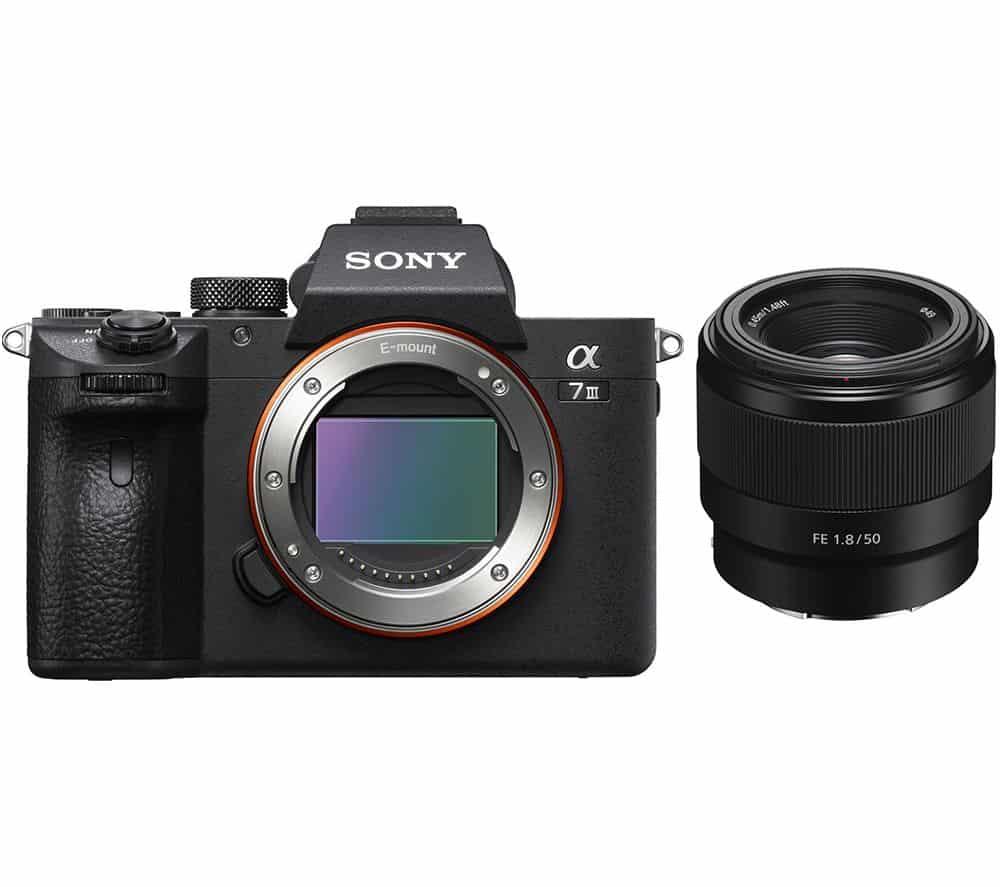 best travel camera Sony A7 III