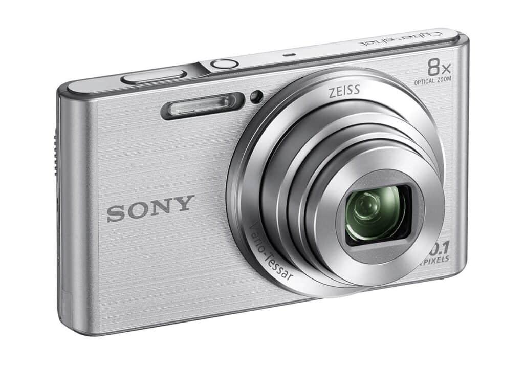 best travel camera Sony DSC-W830