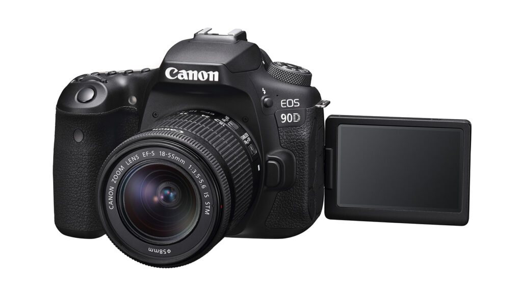best travel camera canon eos 90D