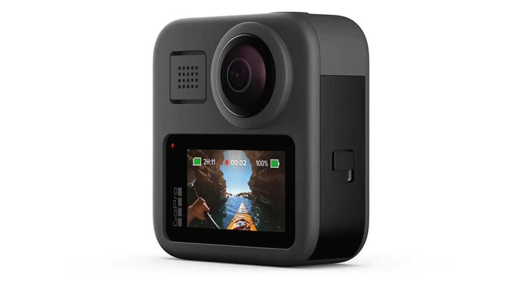 best travel camera gopro max