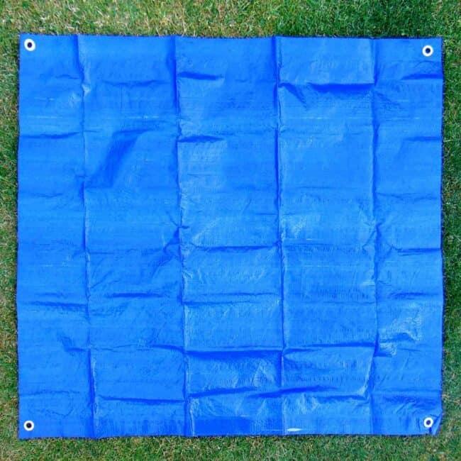 Best camping stuff ground tarp