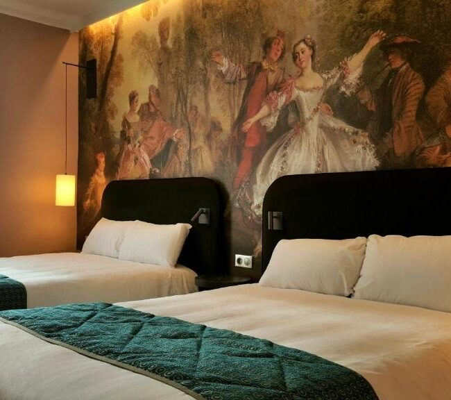 Best hotels in Nancy Hotel De guise room