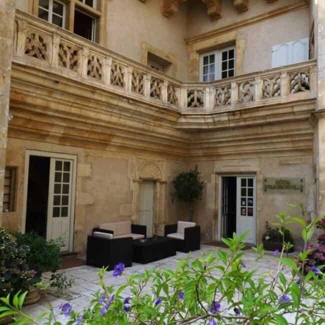 Best hotels in Nancy Hotel D'haussonville