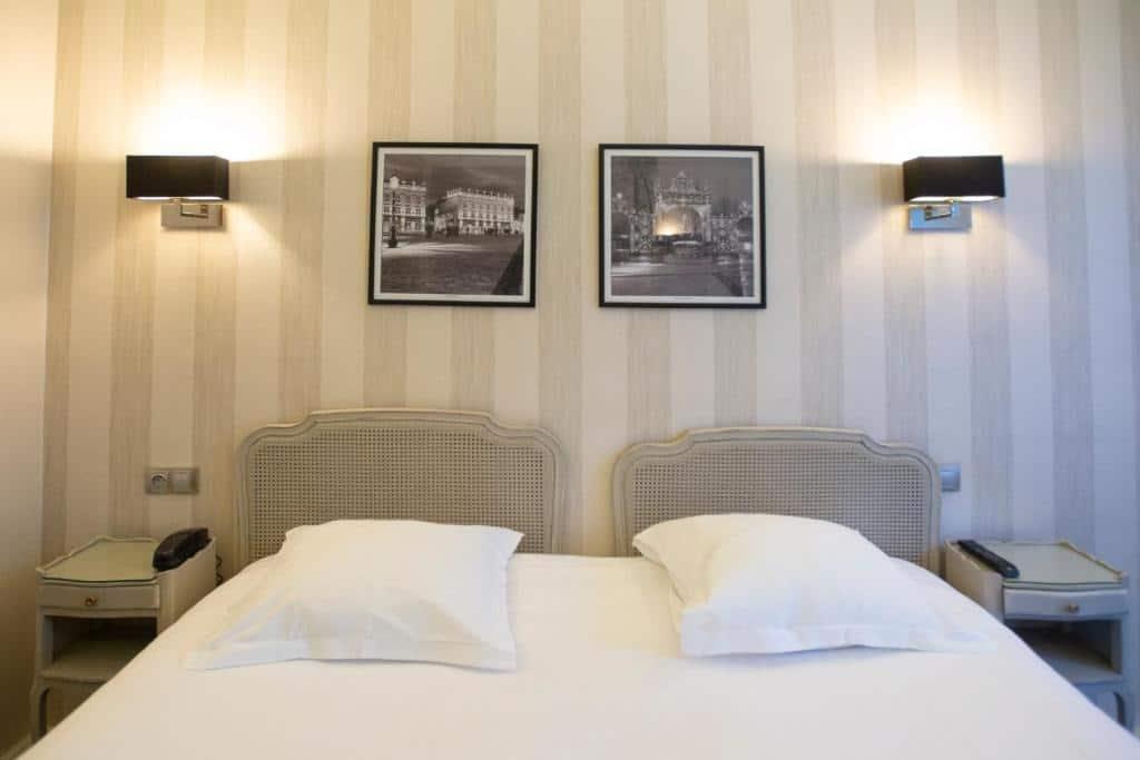 Best hotels in Nancy aparthotel de la reine
