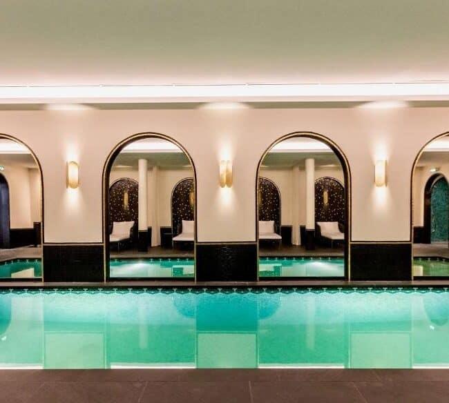 Best hotels in Nancy best western pool