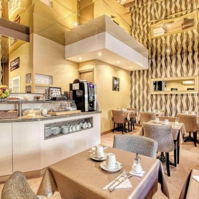 Best hotels in Nancy citotel breakfast
