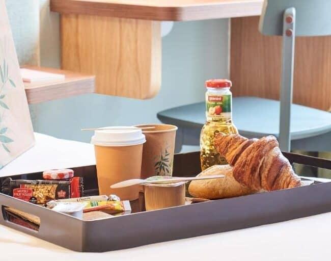 Best hotels in Nancy happyculture breakfast