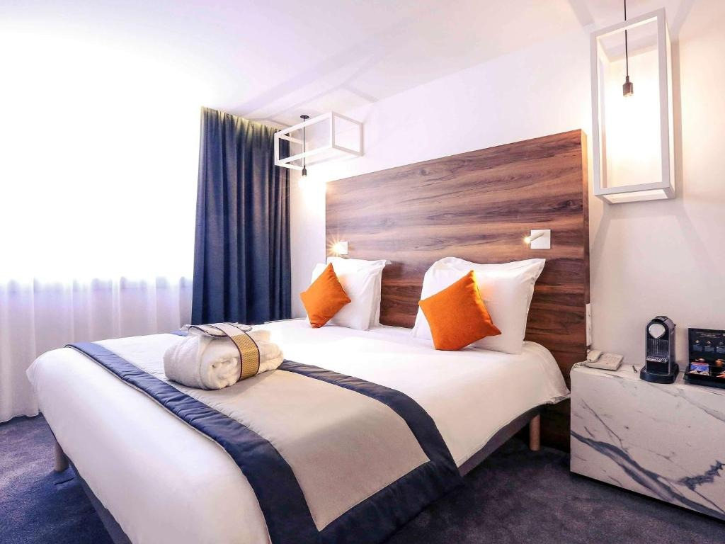 Best hotels in Nancy mercure