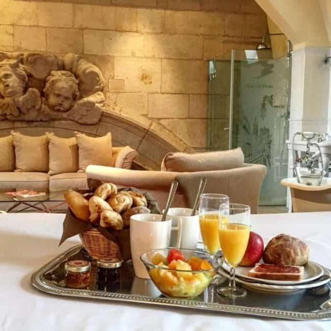 Best hotels in Nancy prelats breakfast