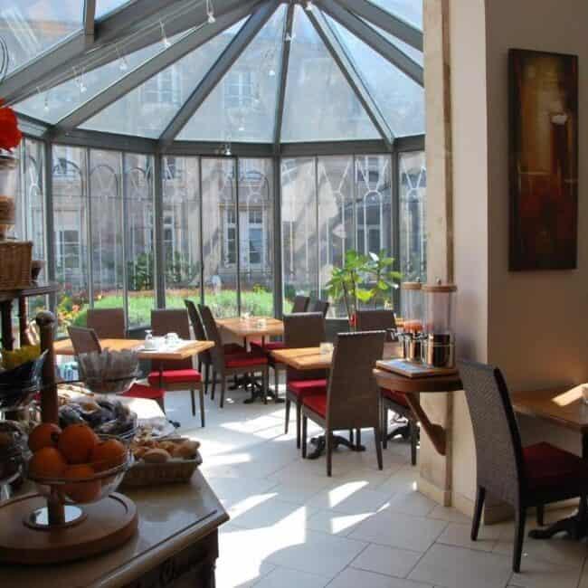 Best hotels in Nancy prelats inside