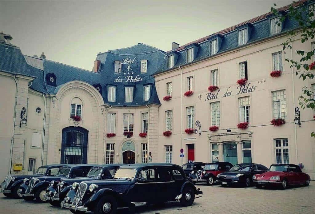 Best hotels in Nancy prelats