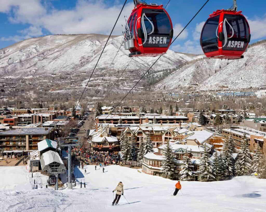 Denver to Aspen how to