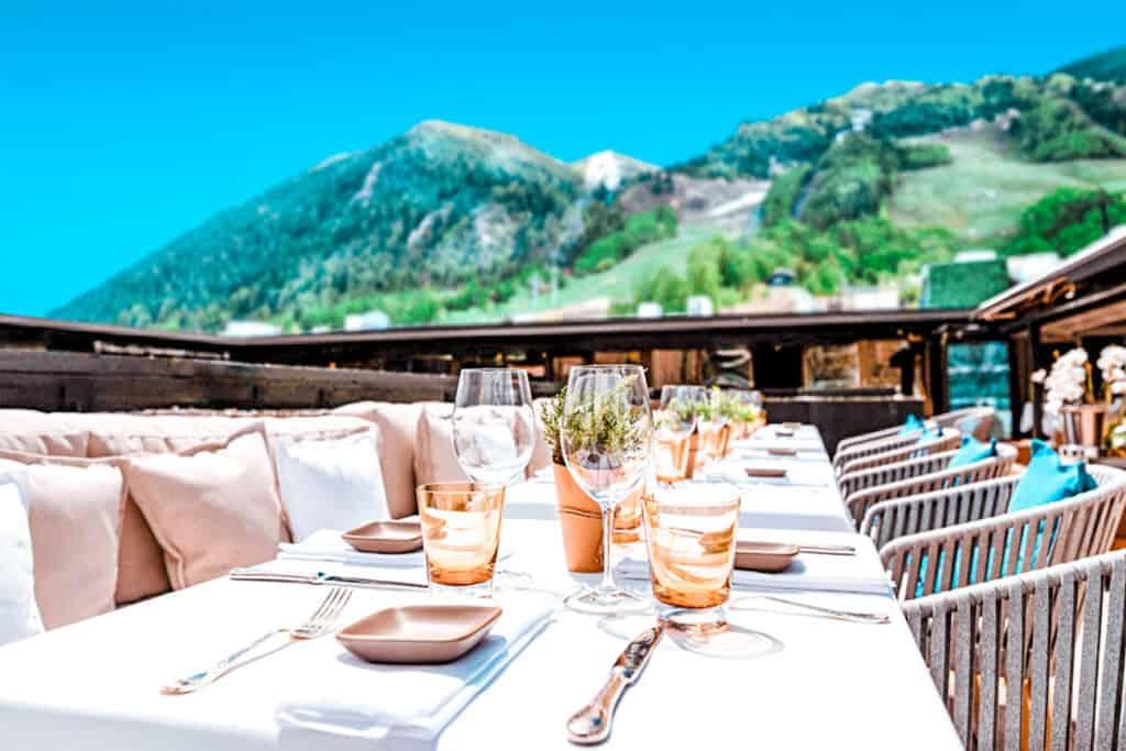 Restaurants Aspen Colorado Hero