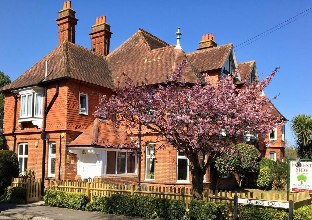 best bed and breakfast new forest forest park guesthouse