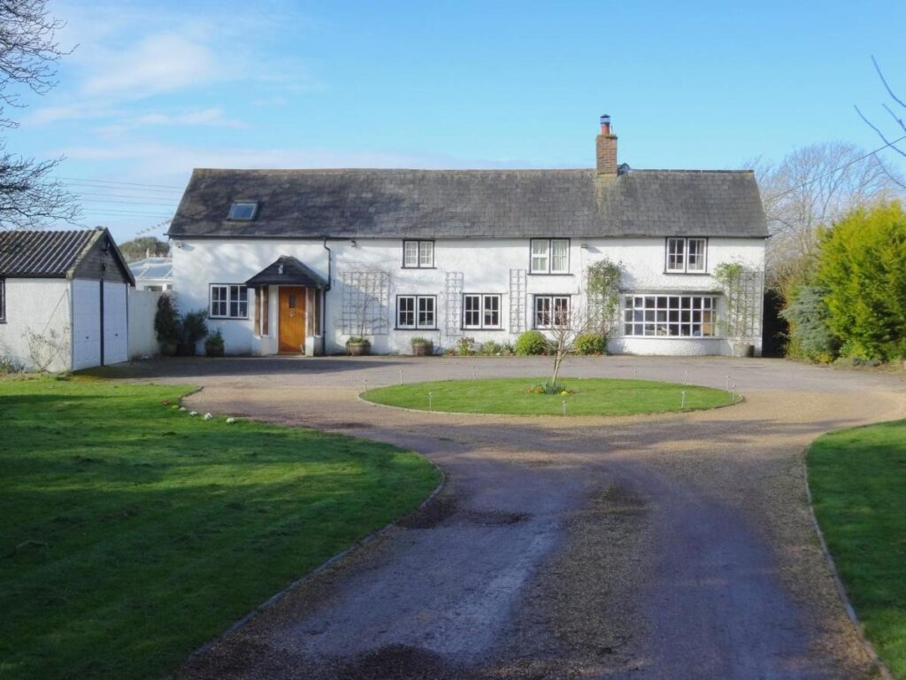 best bed and breakfast new forest hunters croft
