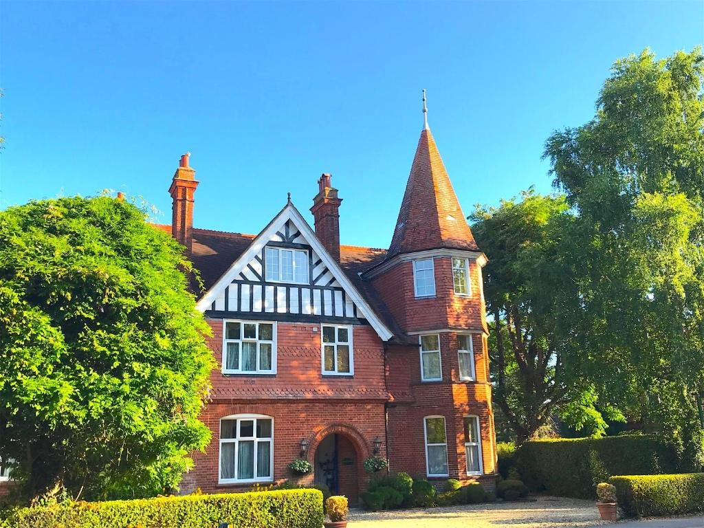 best bed and breakfast new forest rufus house