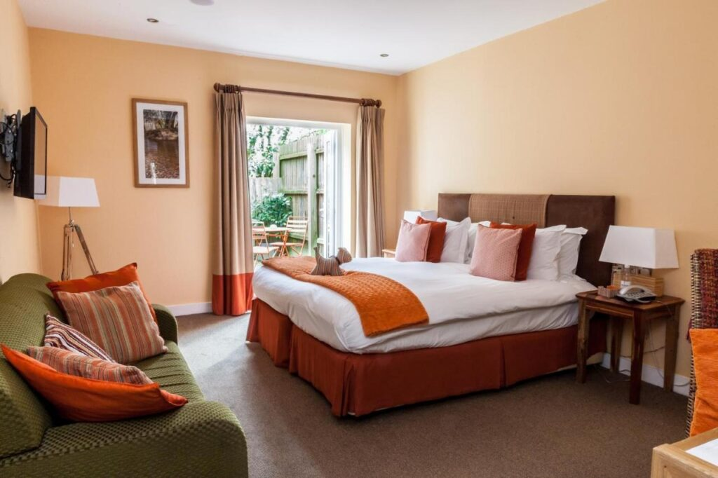 best bed and breakfast new forest spot in the woods