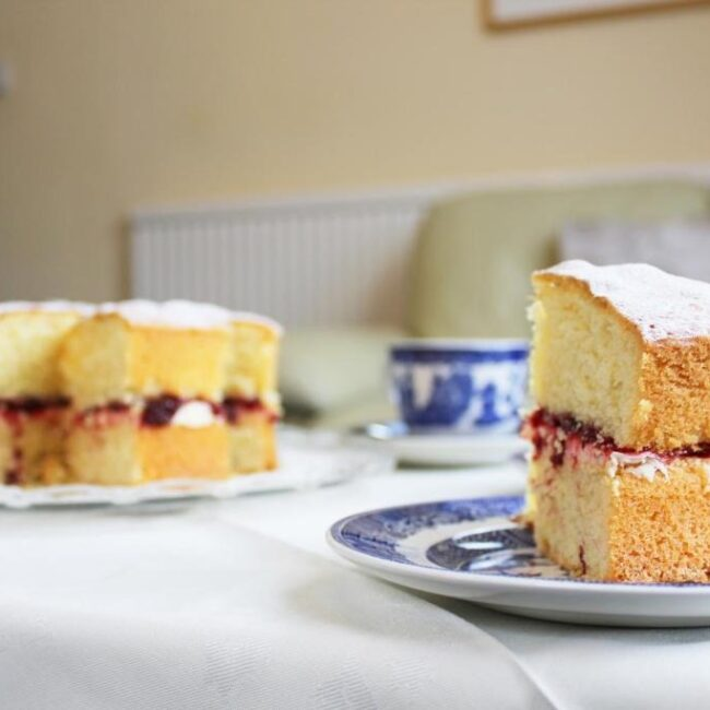 best bed and breakfast new forest whitemoor house cake