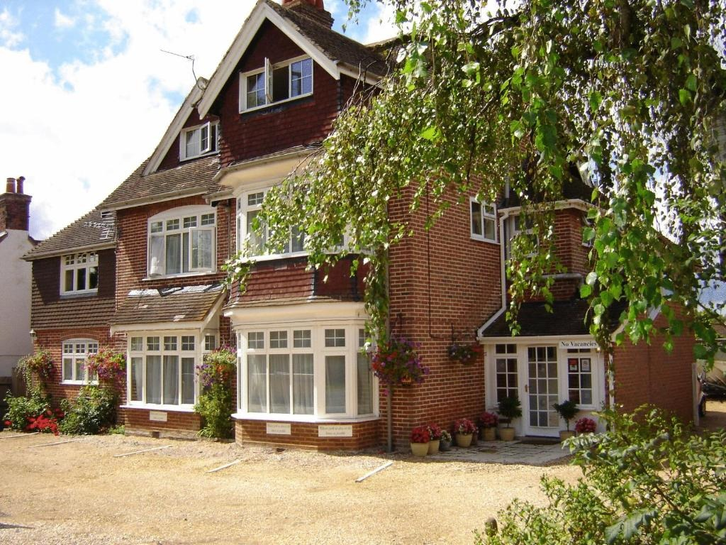 best bed and breakfast new forest whitemoor house