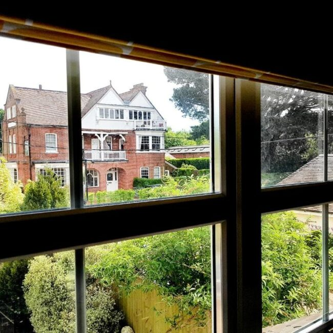 best bed and breakfast new forest wildwood view