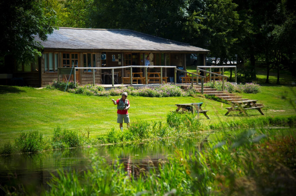 best hampshire camping Meon Springs Portsmouth