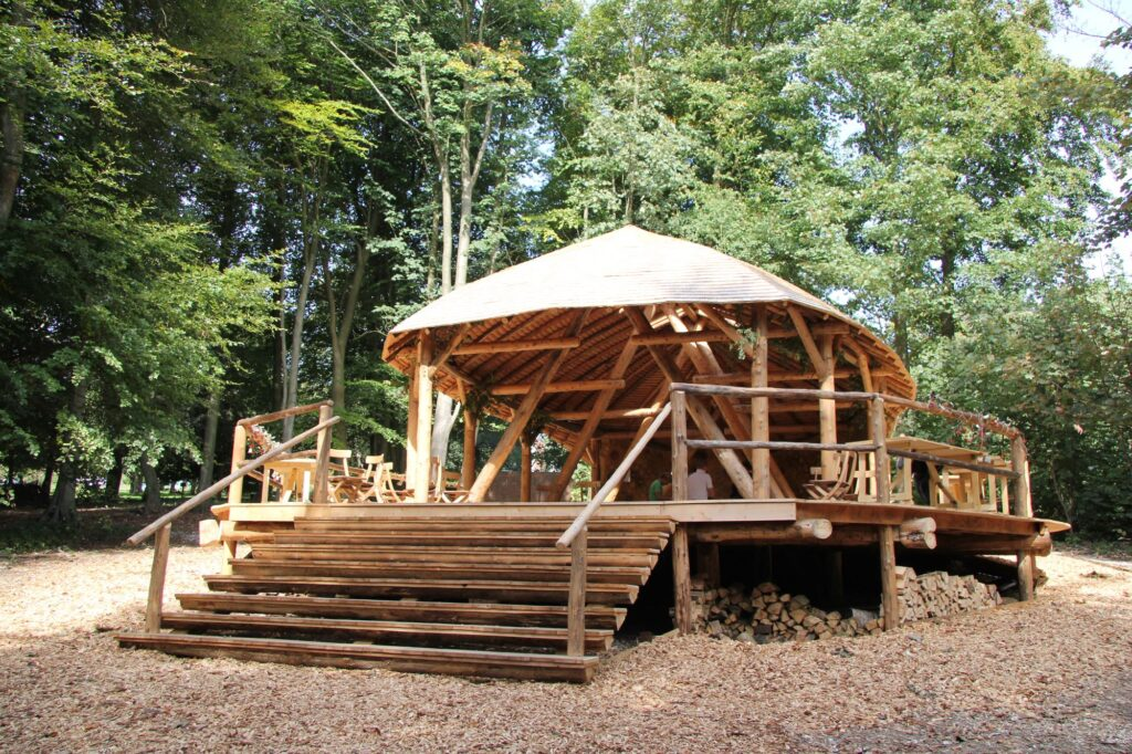 best hampshire camping The Sustainability Centre