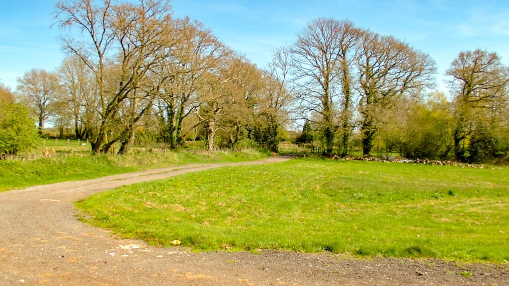 best hampshire camping sites Meadow Tree Farm