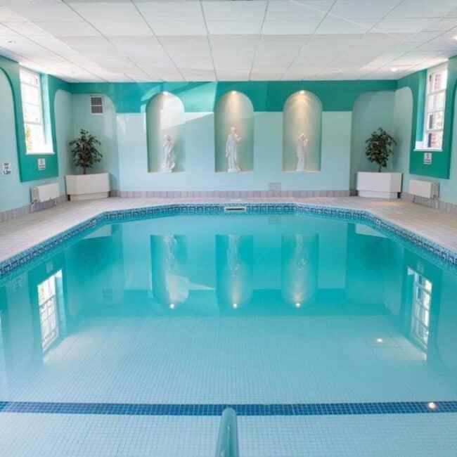 best hotel lyndhurst Bartley pool