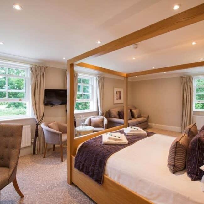 best hotel lyndhurst Bartley room