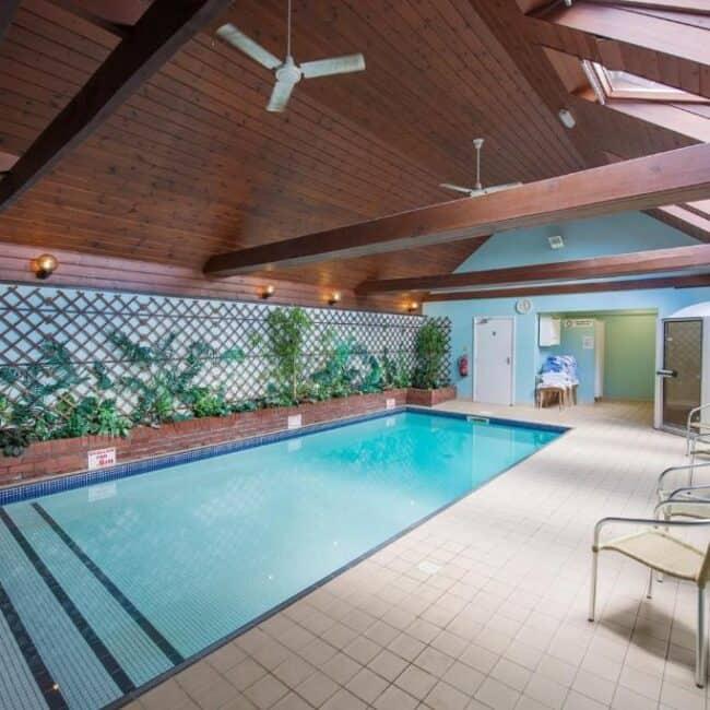 best hotel lyndhurst beaulieu pool