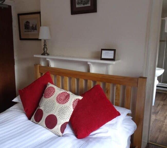 best hotel lyndhurst new forest inn bedroom