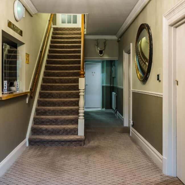 best hotel lyndhurst ormonde house stairs
