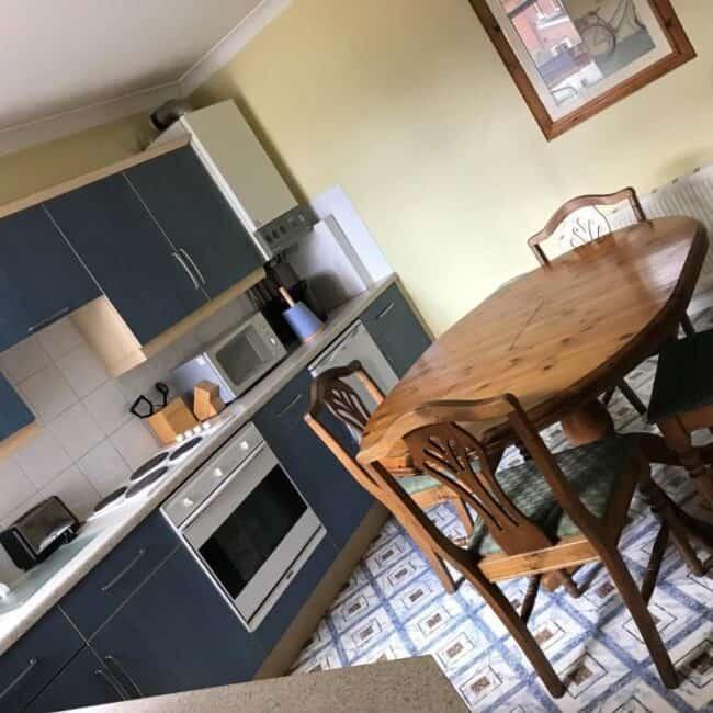 best hotel lyndhurst penny parthing kitchen