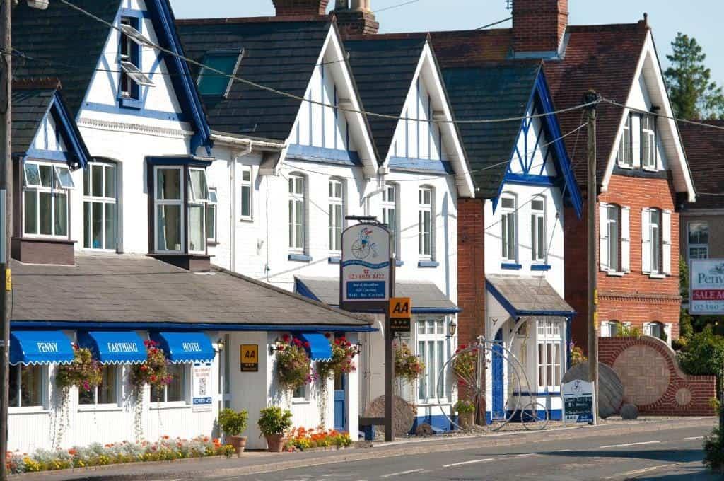 best hotel lyndhurst penny parthing