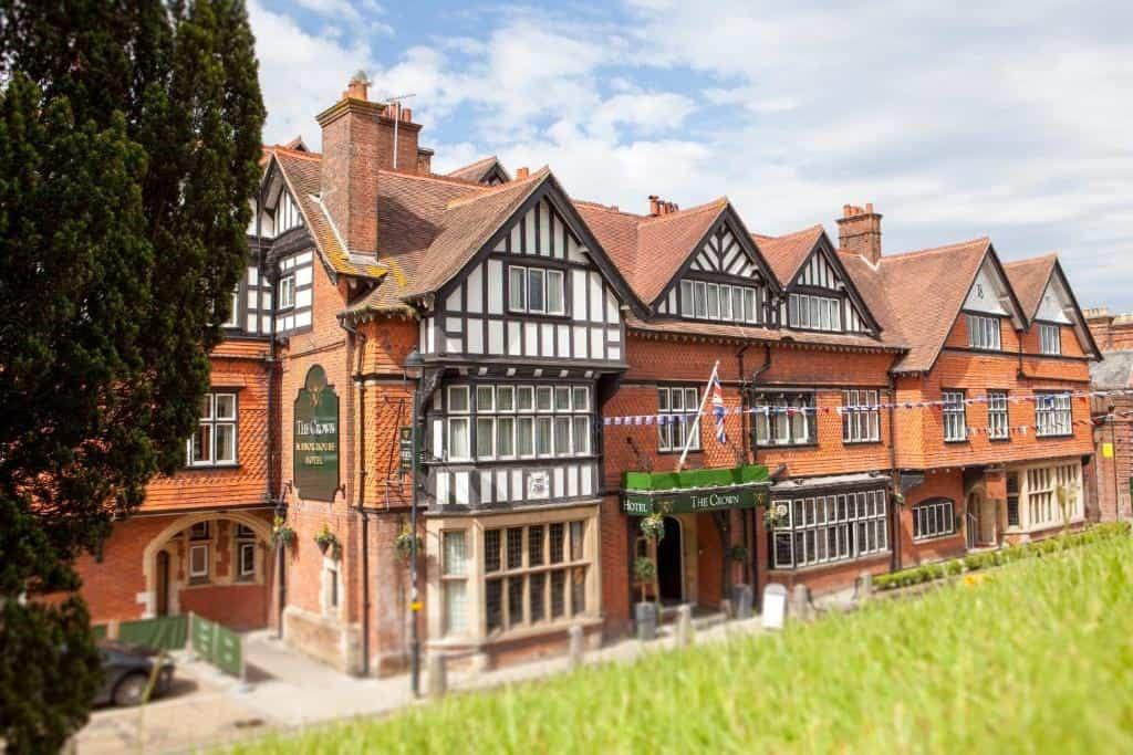 best hotel lyndhurst the crown