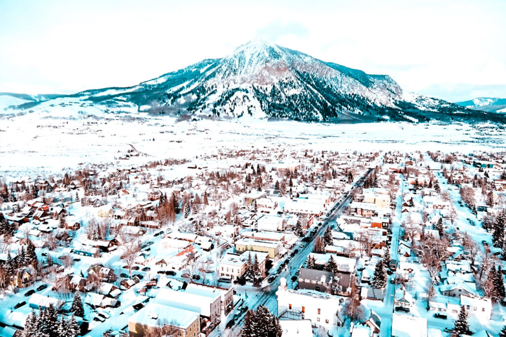 best hotels crested butte