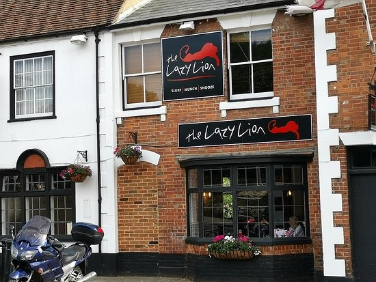 best restaurants milford on sea the lazy lion