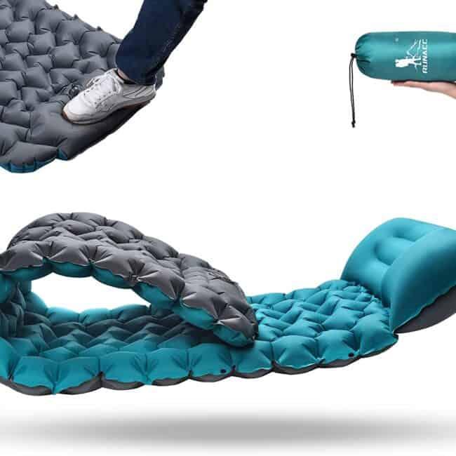camping essentials camping mat