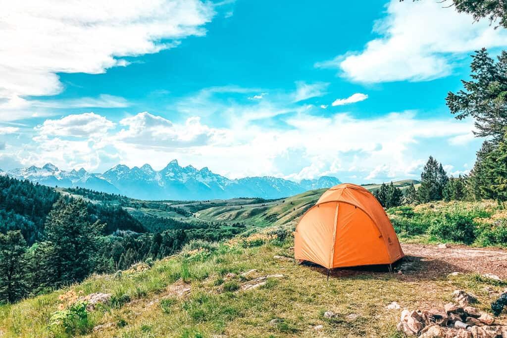 camping essentials hero