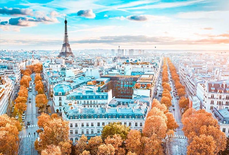 Europe Travel Blog Paris