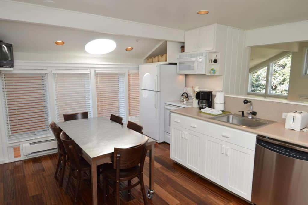 best cabins aspen gorgeous townhouse kitchen