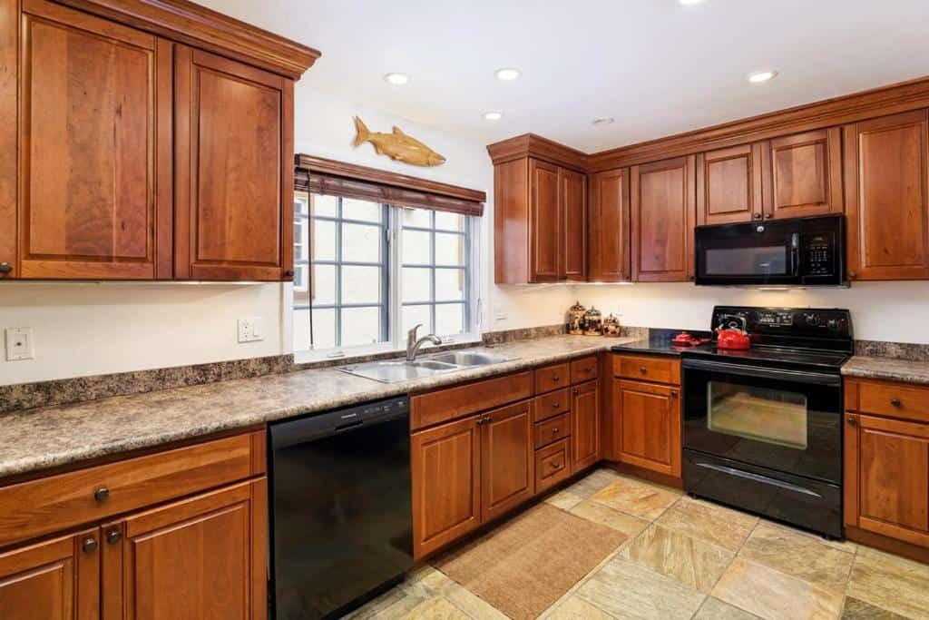 best cabins aspen modern condo kitchen