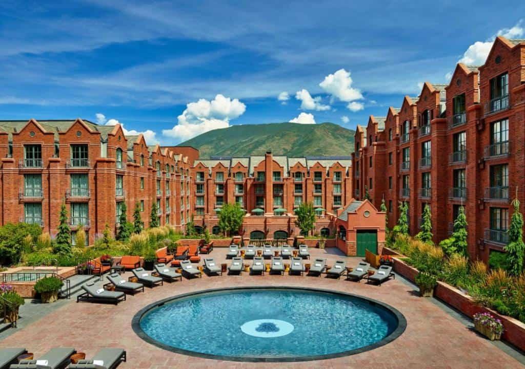 best cabins aspen st regis residence club